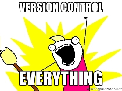 version-control-everything