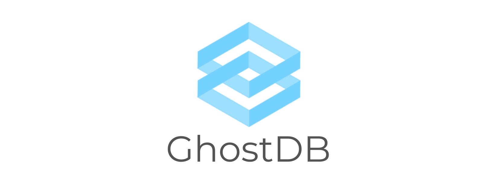 GhostDB logo