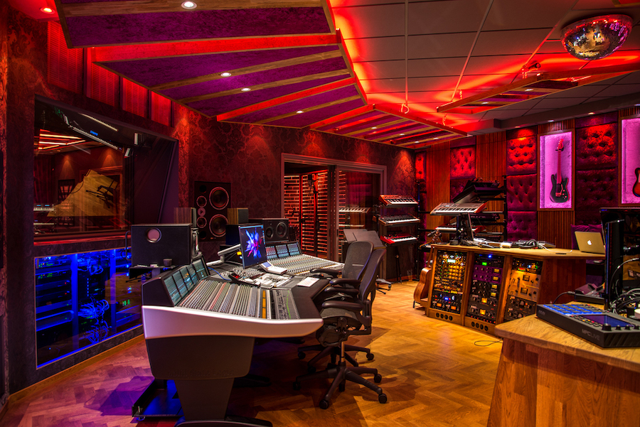 Spotify: Recording Studio