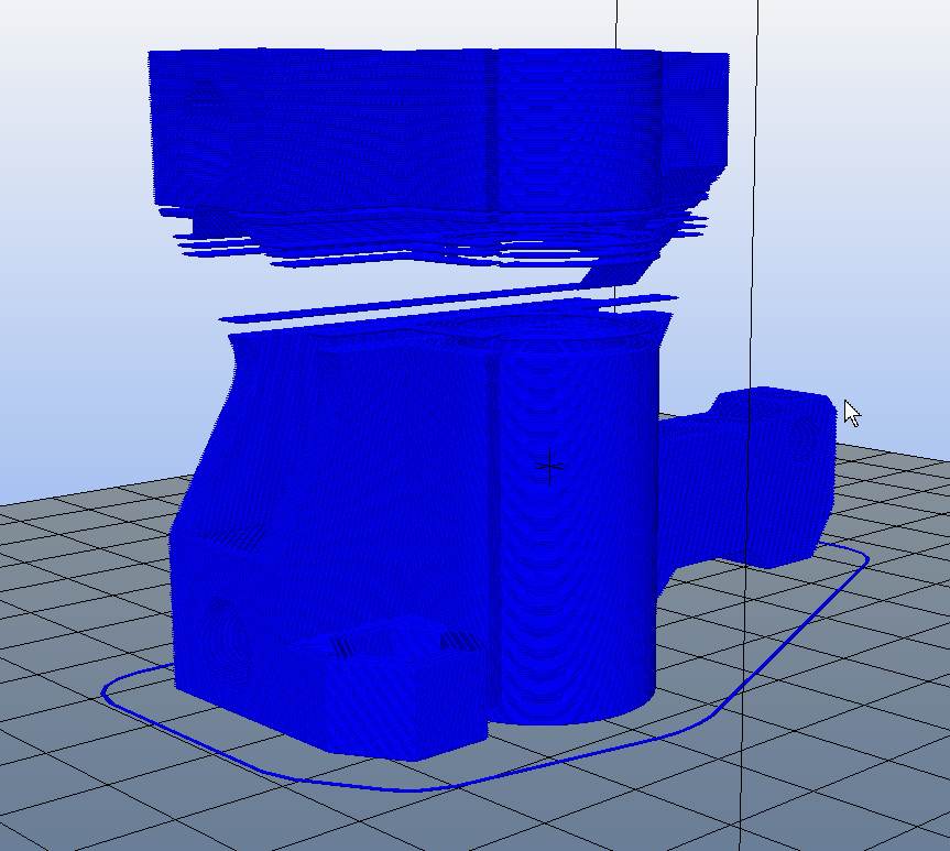 Layers skipped in a manifold STL of a Prusa i3 · Issue #2585