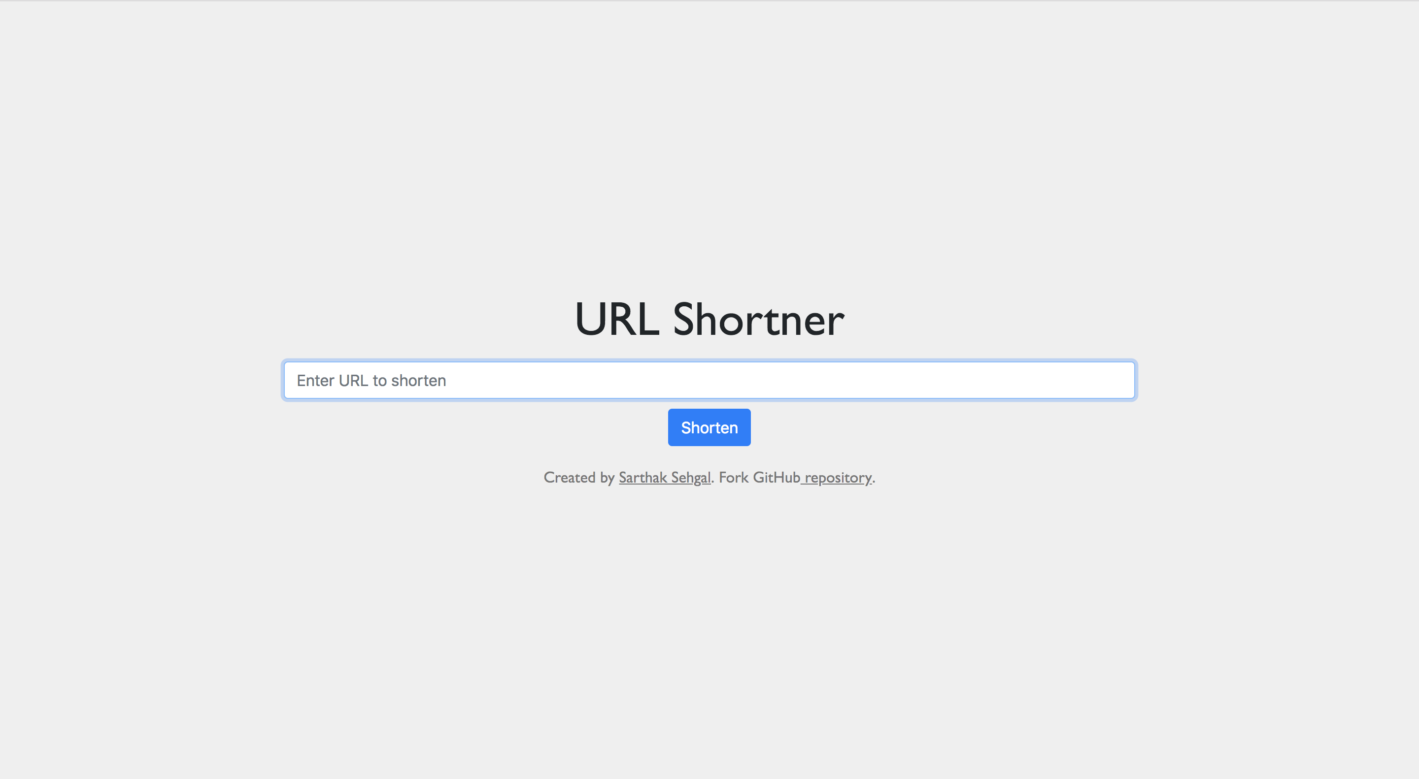 URL Shortner - DEV Community 👩 💻👨 💻