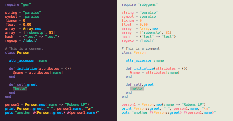 GitHub - idleberg/Paraiso-Eclipse: Color scheme inspired by