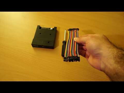 FlashFloppy speaker install
