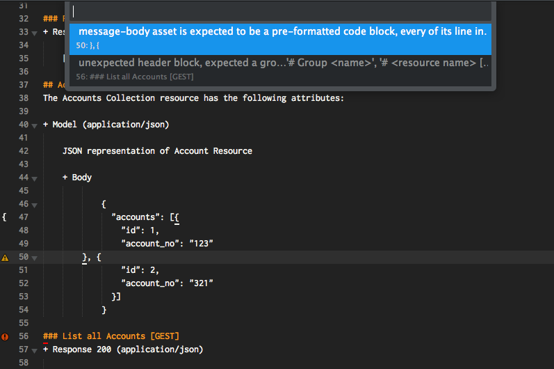 Better sublimetext linting issue 46 apiaryioapi blueprint github screen shot 2013 12 16 at 11 48 31 am malvernweather