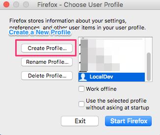 Open URL in Firefox from MacOS CLI · GitHub