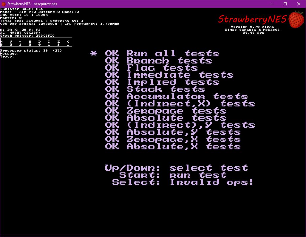 6502 Emulator
