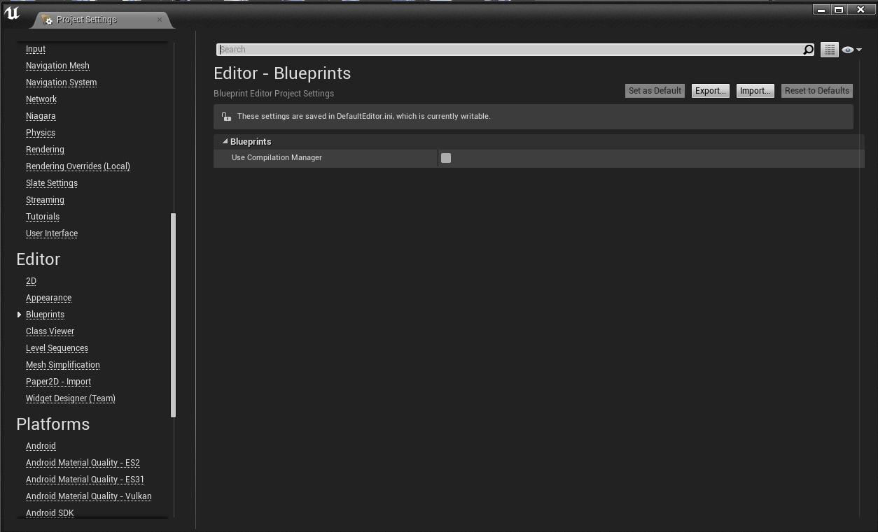 Github noesisue4plugin noesisgui integration to ue4 disabling blueprint compilation manager malvernweather Gallery