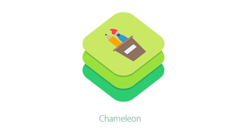 Chameleon by Vicc Alexander