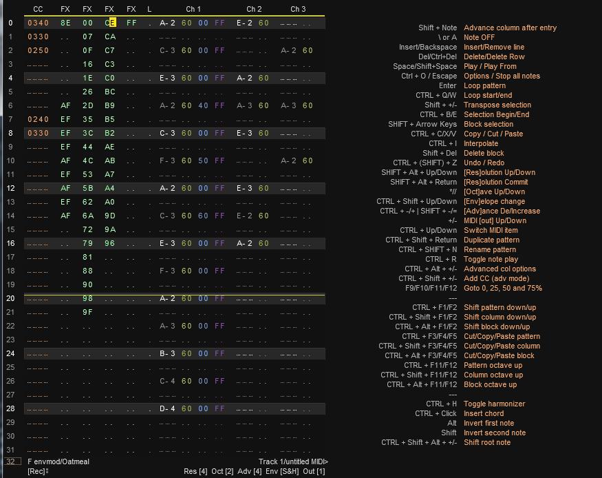 GitHub - JoepVanlier/Hackey-Trackey: A LUA tracker plugin for REAPER