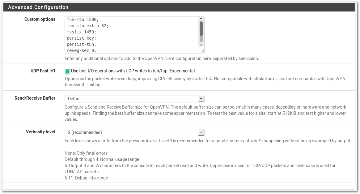 How to set up ProtonVPN on pfSense - ProtonVPN Support