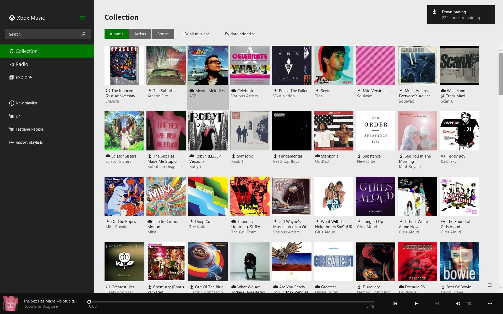 music player for win 8