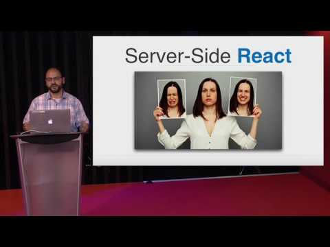 YouTube: Hastening React SSR with Component Memoization and Templatization