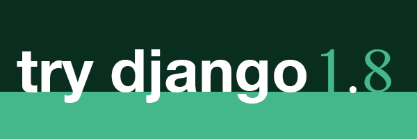 Try django 1. 8 tutorial 2 of 42 start project learn django.