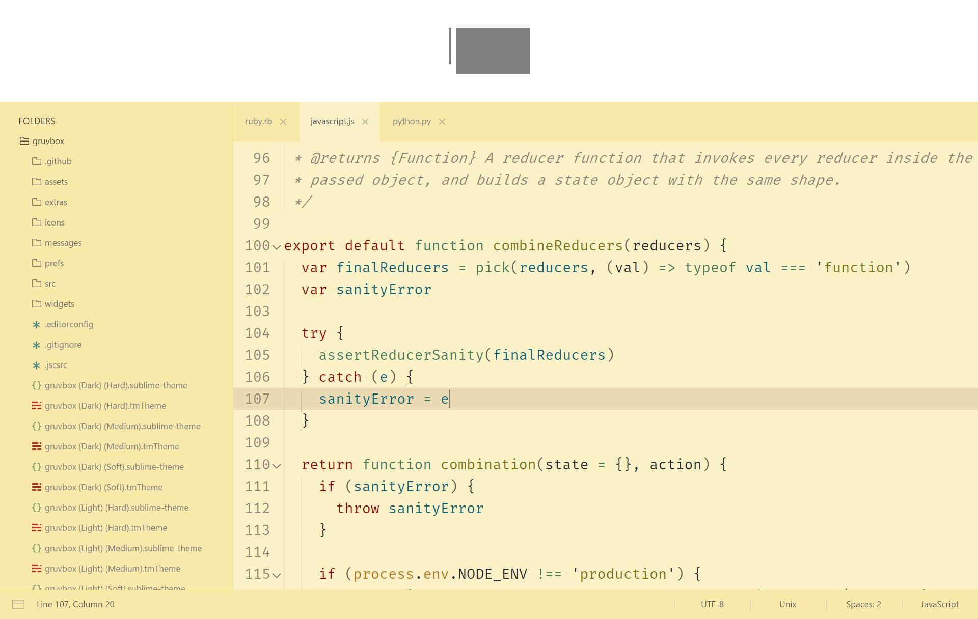 Screenshot Light