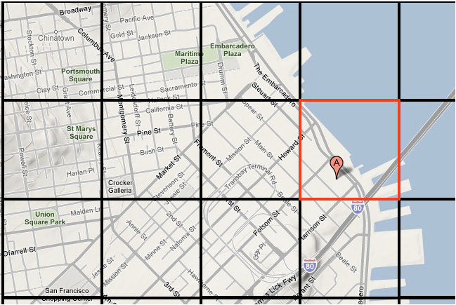 Geohashing Chat Conversations based on Proximity Nearby