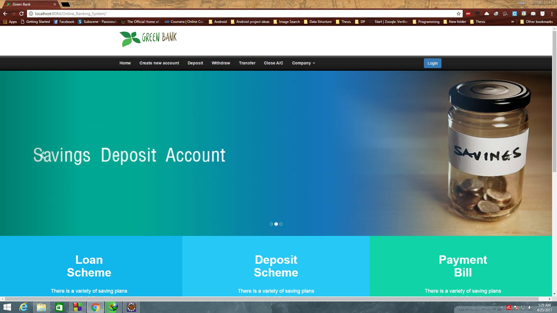 GitHub - PialKanti/Online-Banking-System: Java, J2EE based website