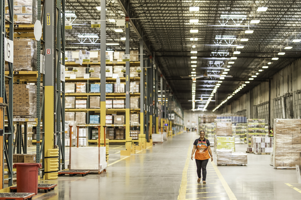 The Home Depot: Warehouse