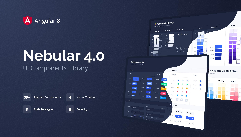 akveo/nebular - Libraries io