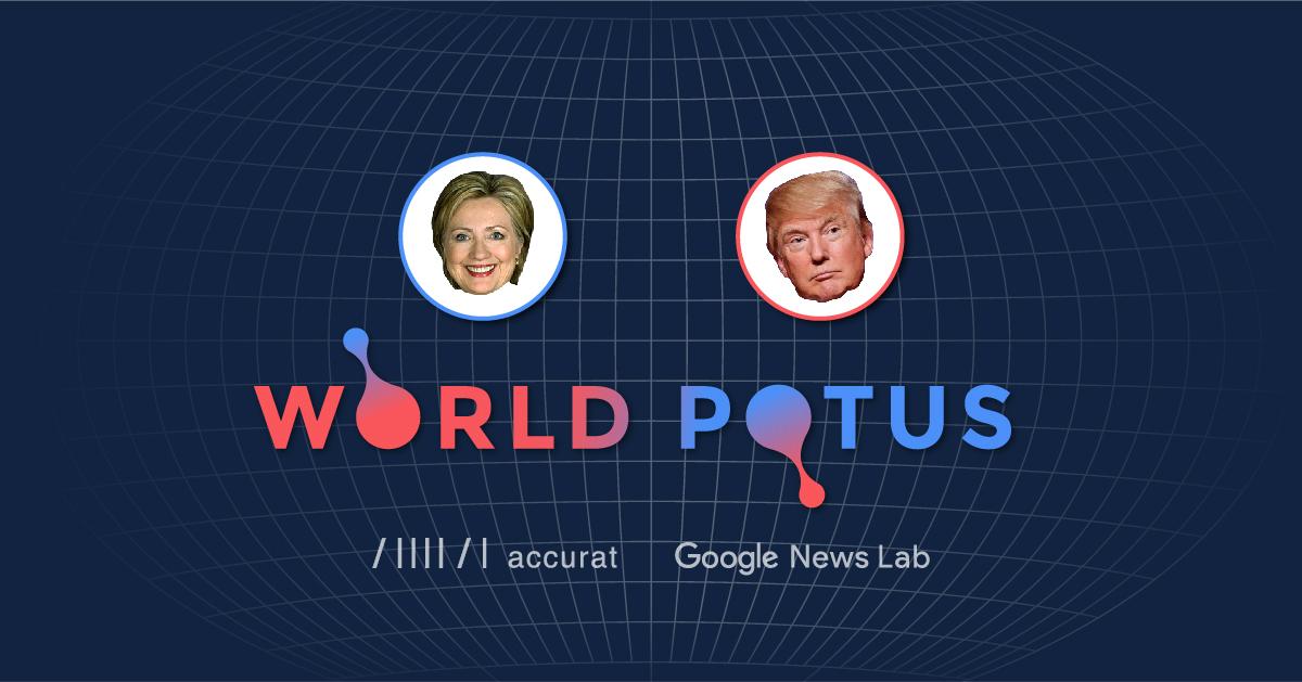 World POTUS logo
