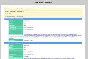 GitHub - emposha/PHP-Shell-Detector: Web Shell Detector – is a php