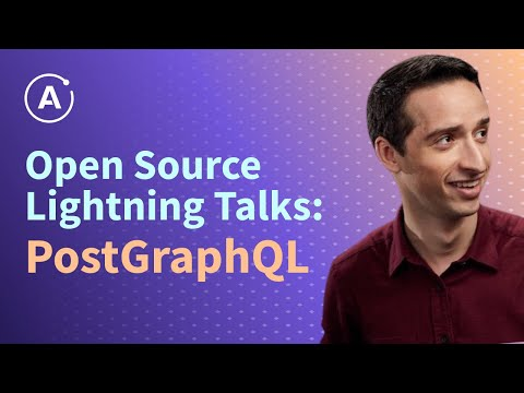 PostGraphile at GraphQL Summit