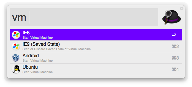 VirtualBox Workflow