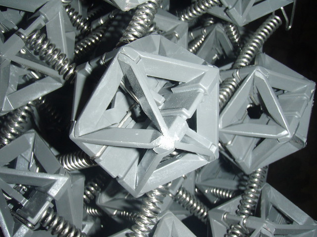 Flextegrity Model