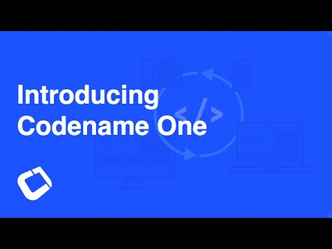 Introducing Codename One