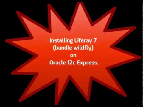 Liferay 7 Wildfly: How to add support for Oracle DB