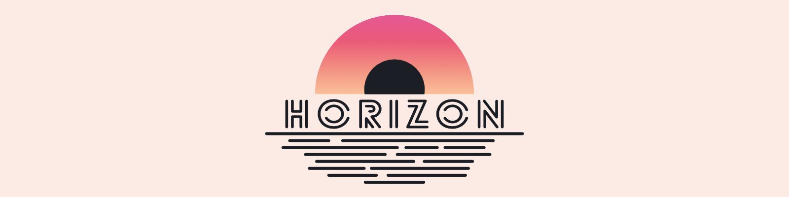 horizon banner