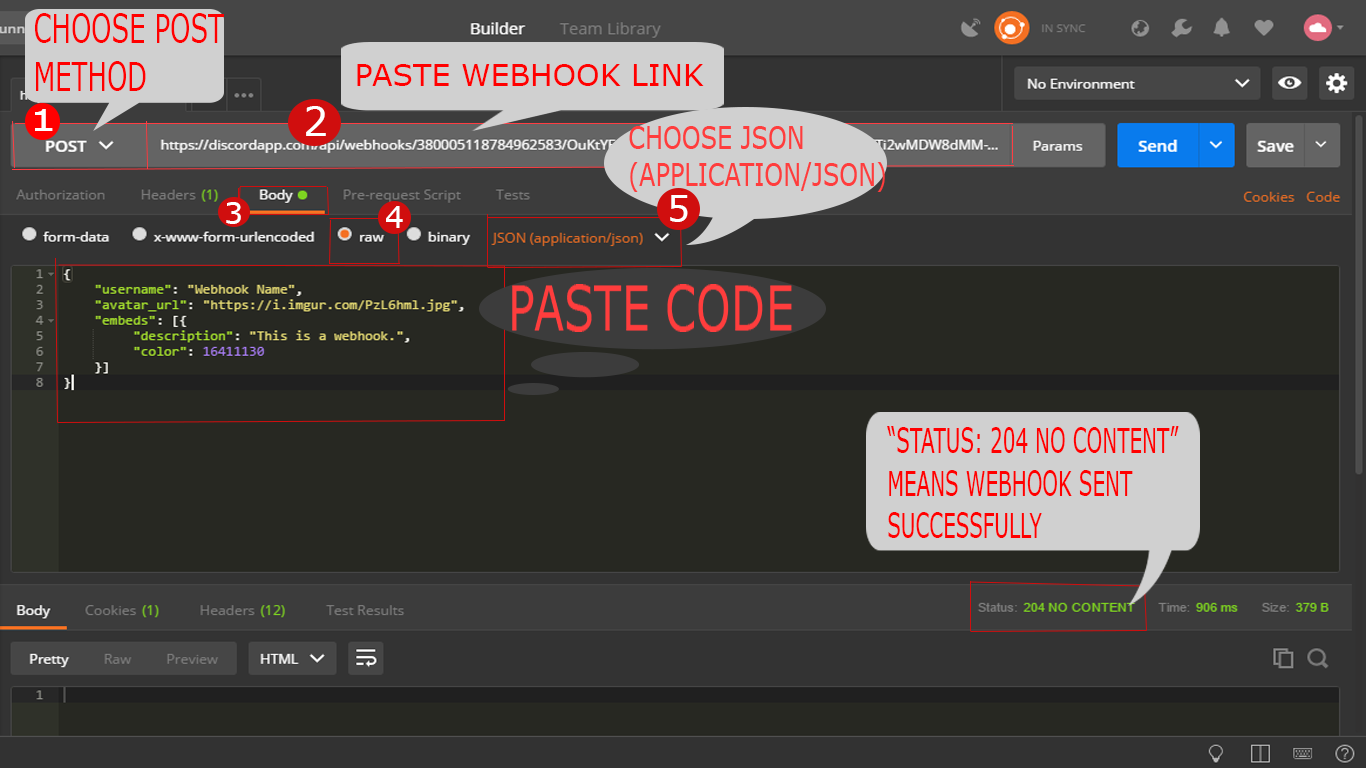 GitHub - Bossd0nbie/Discord-Webhook: A simple guide on using