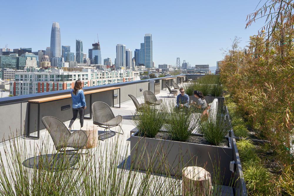 Pinterest Roof Deck