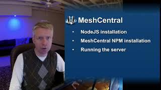 MeshCentral - Installation