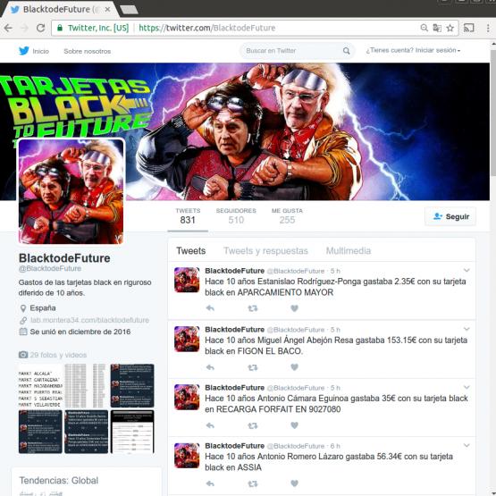 image of @blacktodefuture Twitter bot
