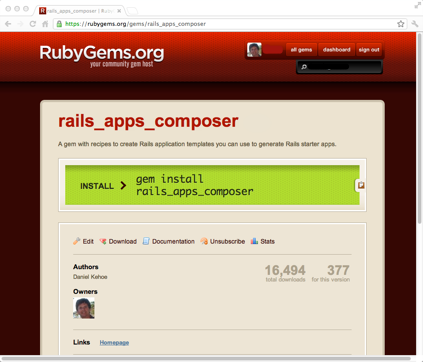 how to create a tutorial for your rails app