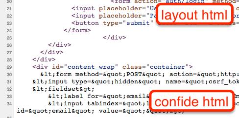 layout-confide