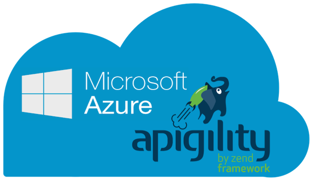 Apigility on Azure