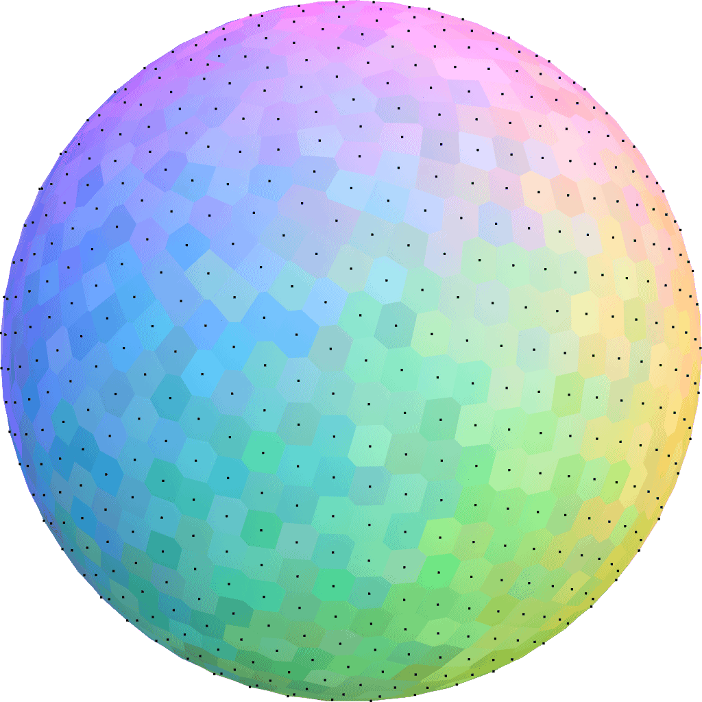 https://www.redblobgames.com/x/1842-delaunay-voronoi-sphere/blog/fibonacci-sphere-voronoi.png