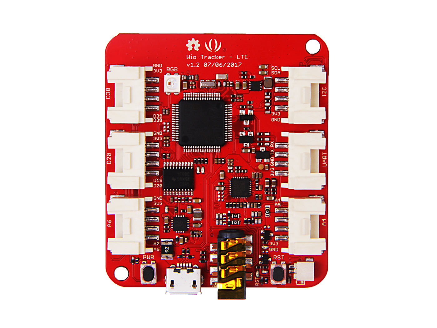 GitHub - Seeed-Studio/Wio_LTE_Arduino_Library: Wio Tracker LTE is