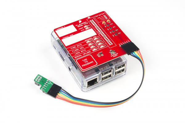 SparkFun Raspberry Pi Stand-Alone Programmer w/ the Pi-Grammer Hat