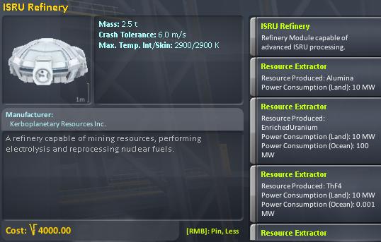 isru refinery sswelmksp interstellar extended wiki github