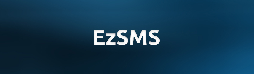 GitHub - Skov0/ezSMS: Website for sending SMS from your