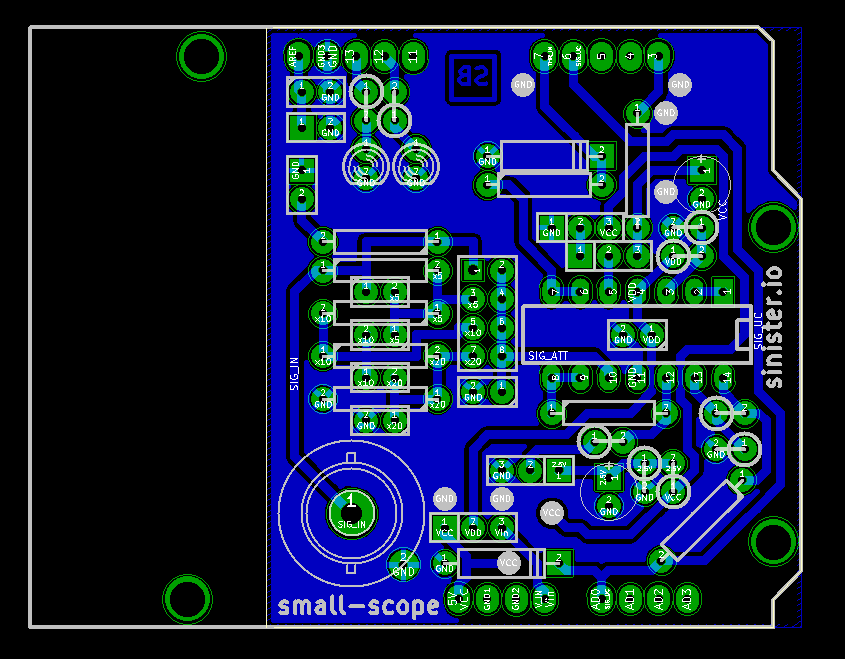 Github marvin sinister small scope electronics