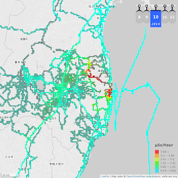 Safecast Data 2014-10