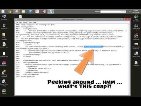 GeekDrop Peek Demonstration Video