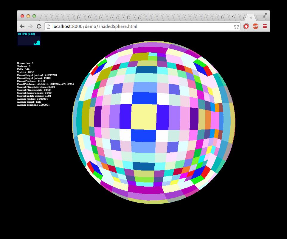 GitHub - merpnderp/webglquadtreeplanet: A WebGL/Three js