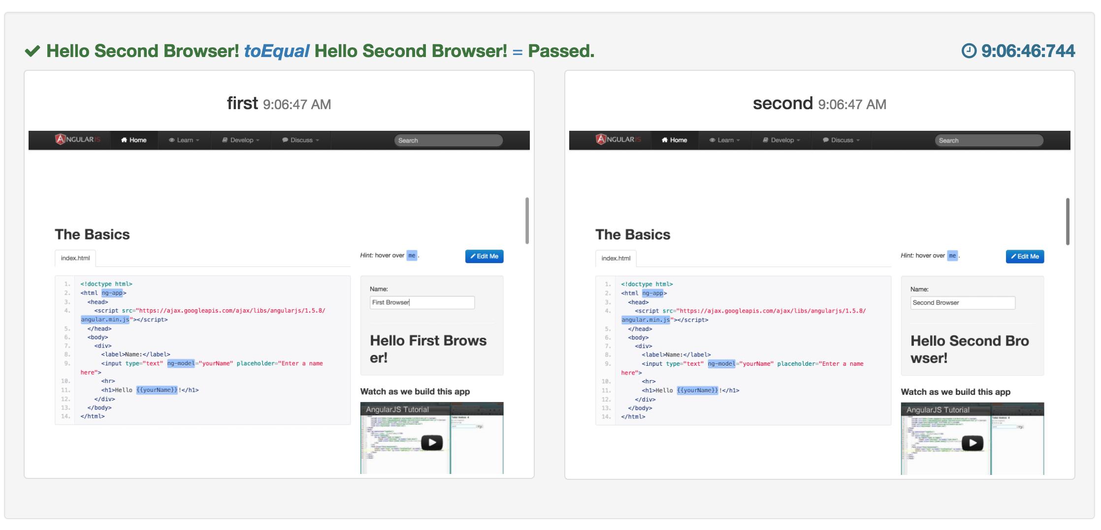 protractor-screenshoter-plugin 0 10 3 on npm - Libraries io