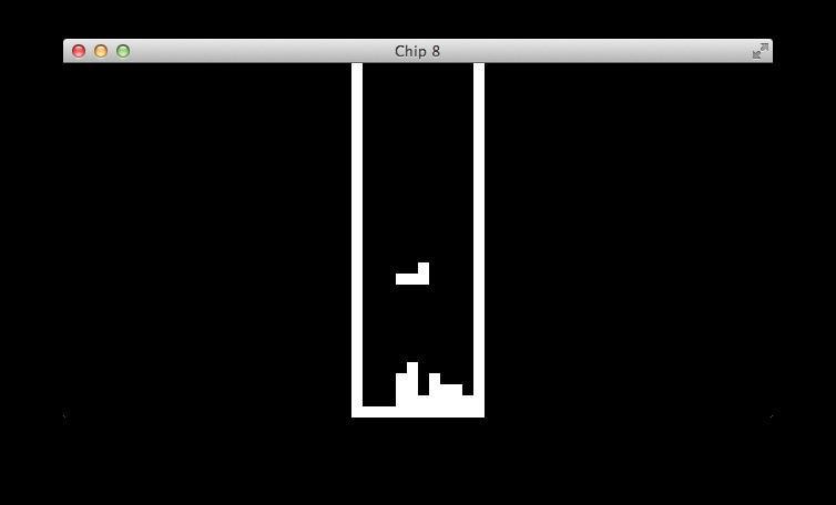 In game - tetris
