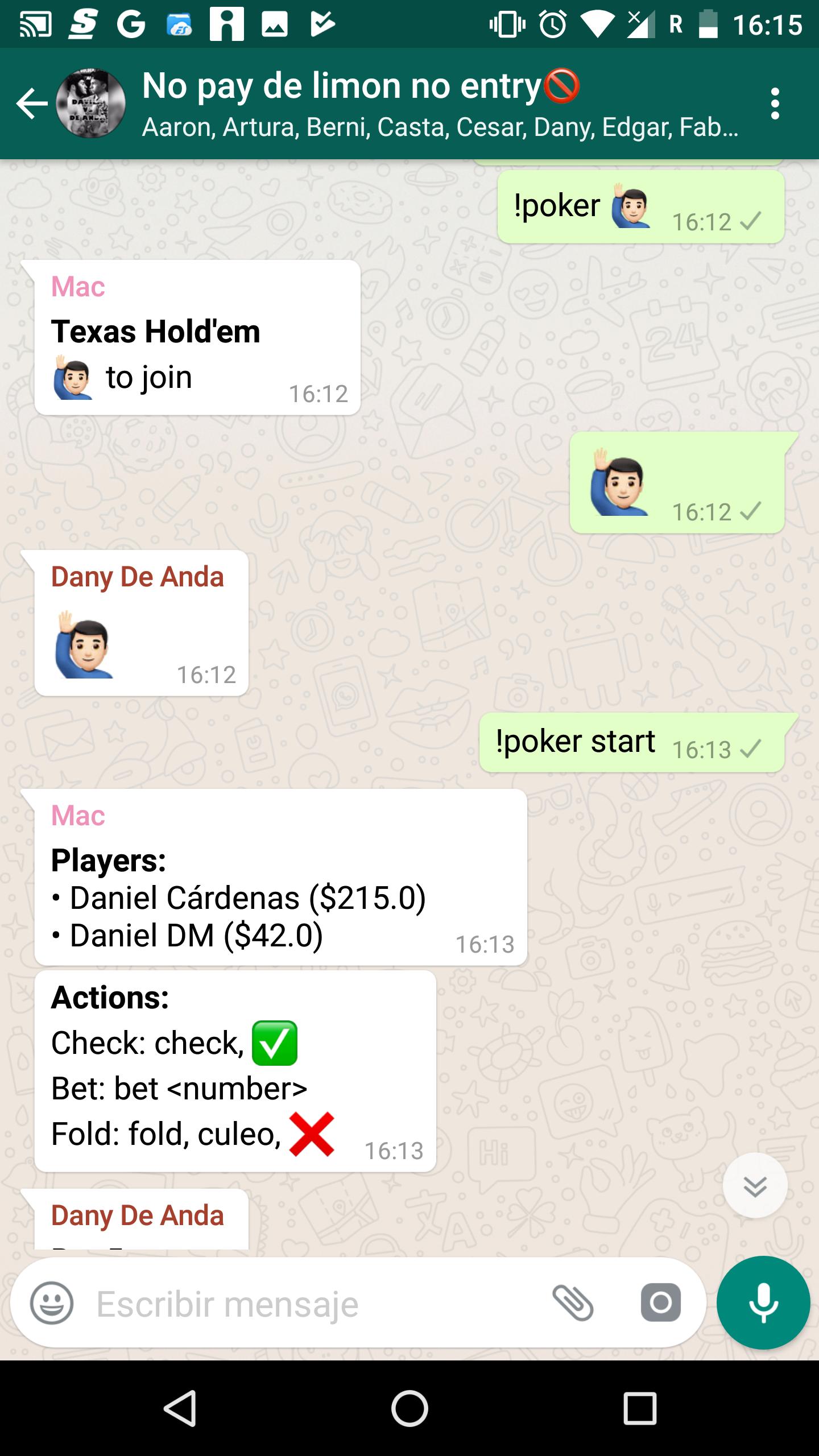 Whatsapp Bot Numbers 2019