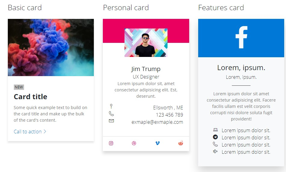 Fluent Design for Bootstrap